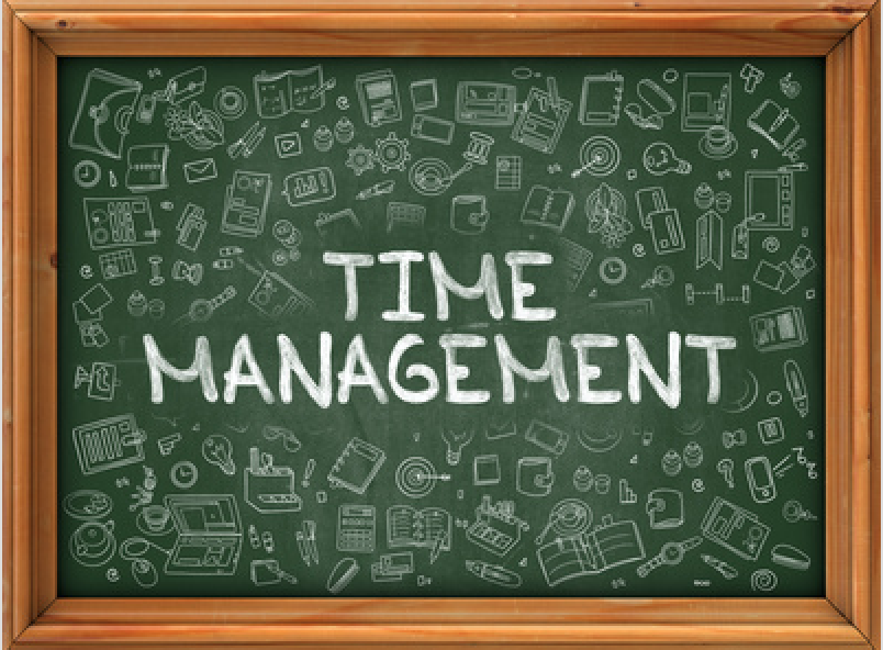 Screen Shot of Time Management